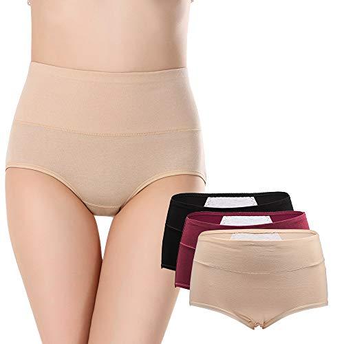 BOZEVON Periodo Menstrual Bragas - Bragas Menstruales