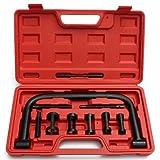 10Pcs Universalventil Klemmen Federspanner Reparatur-Werkzeug-Set