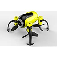 UDIRC A-U36W-Y Udi U36W Piglet Rtf - Wifi Mini Camera Drone - Yellow - Compare prices on radiocontrollers.eu