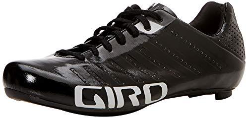 Giro Empire SLX Shoes Men black/silver Größe 42 2017 Schuhe