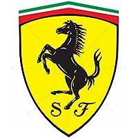 Suchergebnis Auf Amazonde Für Ferrari Aufkleber Auto
