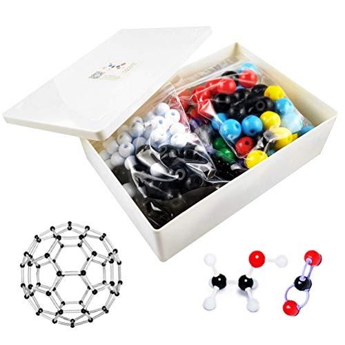 z (440 Teile) Lehrerset für Organische Chemie, Hilfsmittel für Chemie-Lehrkräfte. Molekülmodellbausatz Atome Links zum Lernen ()