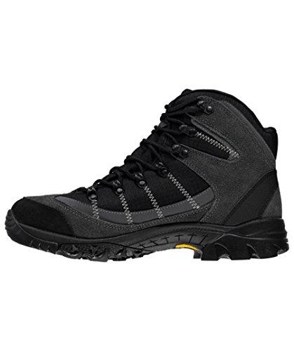 McKinley trek-bottines cordova iII aQX m - charcoal/schw