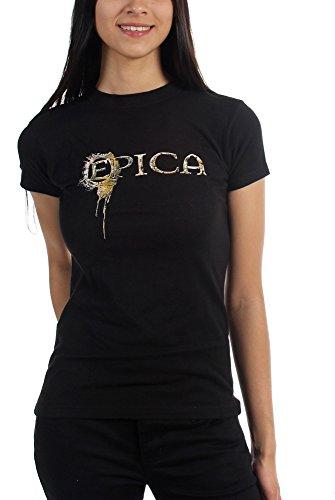 Epica-Retrospect-Maglietta da donna nero Small