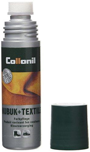 Collonil NUB.+TEXTILE CL.DFNL 100 ml , Schuhcreme & Pflegeprodukte,  Rot/bordeaux