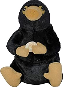 Dujardin Juets- Peluche Nefler 18 cm, 13063, Negro