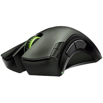 Razer RZ01-00120400-R3G1 Mamba 2012 4G Mouse, Nero