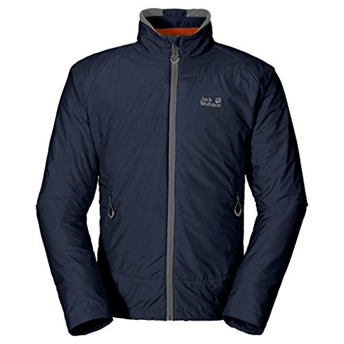 Jack Wolfskin ALPHATEC JACKET MEN night blue