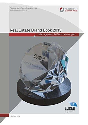 Real Estate Brand Book 2013