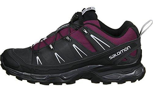 Salomon X Ultra LTR Women's Chaussure De Marche - AW16 noir bordeaux