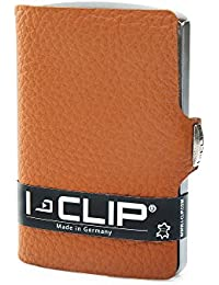 I-Clip 13888 Classic Tarjetero, Cuero
