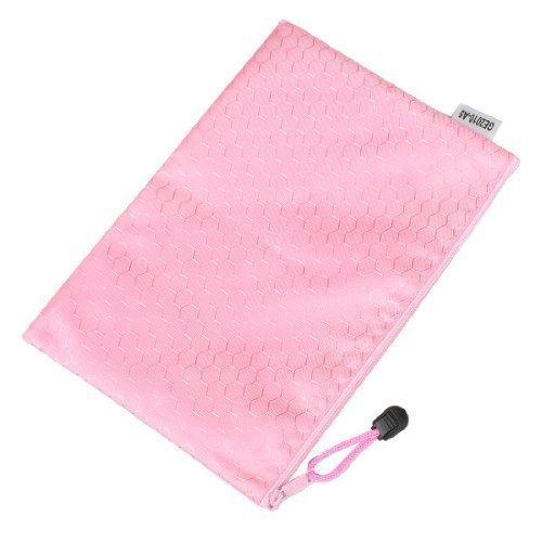 pink-tragbare-hexagonmuster-wasser-abweisend-a5-papier-akten-mappe-beutel-de