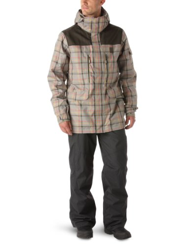 Rip Curl Herren Jacket snow Hotblood Yarndye X-Small grün - Forest Night (Snow Rip Curl)