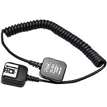 Pixel FC-311/S E-TTL - Cable extensible compacto para flash de cámaras Canon