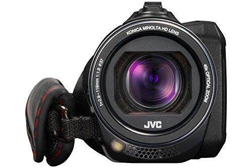 JVC GZ-RX615BEU ( Flash-Speicher/Speicherkarte,1080 pixels ) - 3