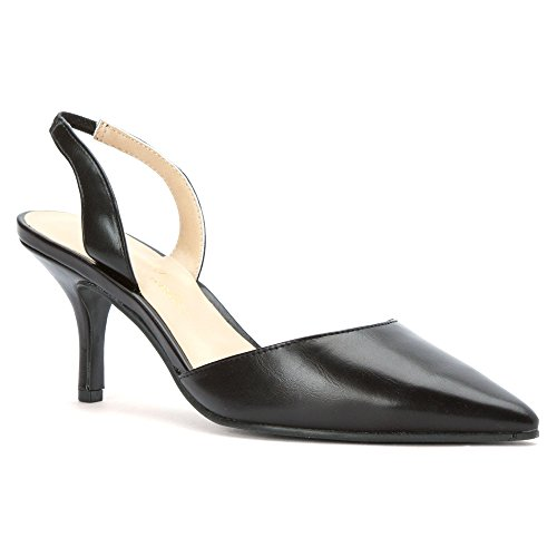 Ann Marino by Bettye Muller Adair Femmes Synthétique Talons Black