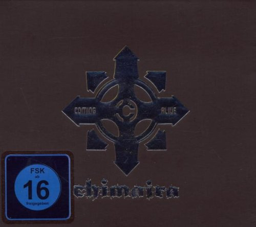 Chimaira - Coming Alive (DVD+CD)