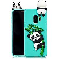 Everainy Samsung Galaxy S9 Silikon Hülle Ultra Slim 3D Panda Muster Ultradünn Hüllen Handyhülle Gummi Case Samsung... preisvergleich bei billige-tabletten.eu