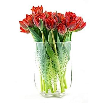 Vase Windlicht kleine Herzen