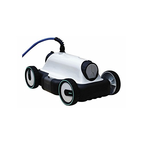 Bestway Mia Robot de Piscine, Blanc