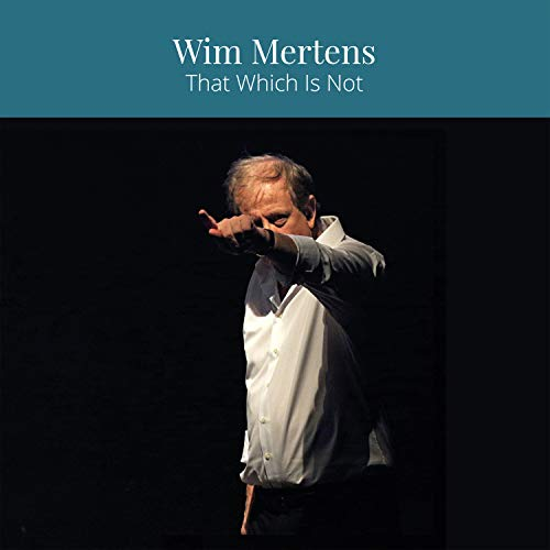 Resultado de imagen de wim mertens that which is not