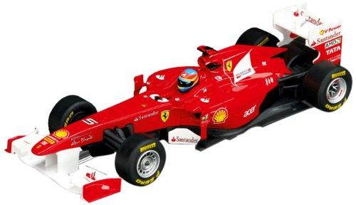 Carrera Evolution - 20027417 - Véhicule Miniature et Circuit - Ferrari 150° Italia - Fernando Alonso - No.5