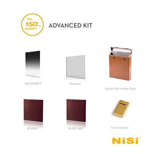 Best Saving for NiSi 150mm System Filters Kit (150mm Advance Kit) Discount