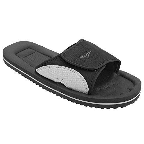 PDQ Herren Surfer Touch Beach / Pool Schuhe