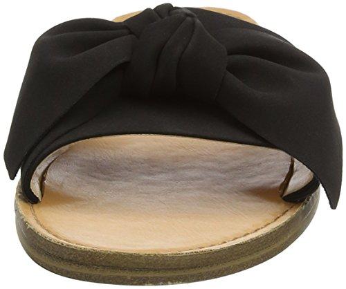 New Look Damen Gift Pantoletten Schwarz (Black)