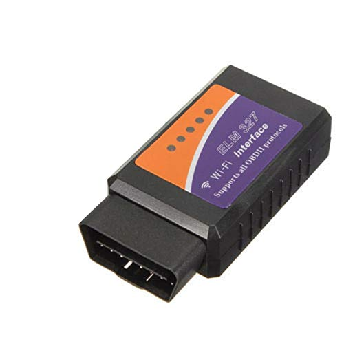 WIFI V1.5 PIC18F25K80 Chip ELM327 Kfz-Fehlerdetektor OBD2 obd (Zwischenablage Mit Gold)