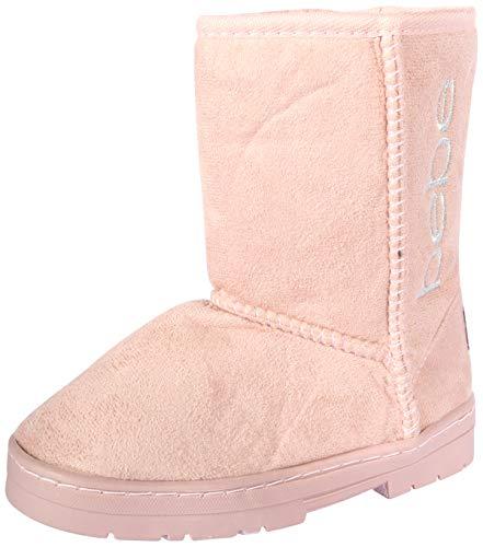 Bebe Girls Winter Boots with Side Logo (Toddler/Little Kid/Big Kid)
