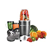 Magic Bullet NUTRiBULLET 8 Piece Set, NBR-0812M (Grey)