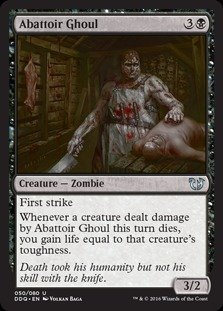 Magic: the Gathering - Abattoir Ghoul - Duel Decks: for sale  Delivered anywhere in UK