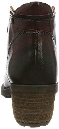 Pikolinos Le Mans 838-8657, Chaussures montantes femme Rouge (Arcilla)