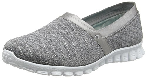 Skechers Ez Flex Bank Roll, Women's Low-Top Sneakers, Grey (Gry), 5 UK (38 EU)