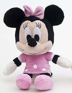 Mickey & Friends 900238-Minnie Big Head Peluche 20cm