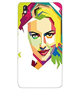 HTC DESIRE 816 PAINTING Back Cover by PRINTSWAG