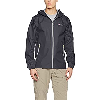 Berghaus Deluge Men's Outdoor Jacket available in Carbon Size X-Large