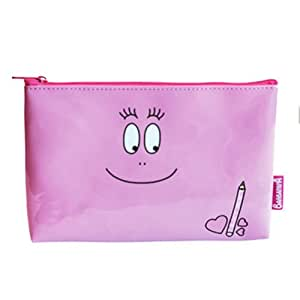 POCHETTE BARBAPAPA ROSE