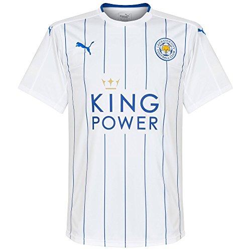 c8f7ce0dfcc51 Puma Leicester City - Camiseta de manga corta (2016-2017)