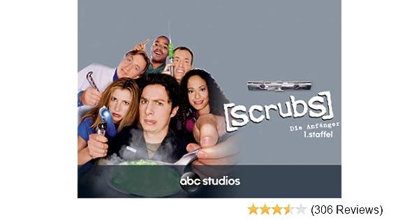 Amazonde Scrubs Staffel 1 Ansehen Prime Video