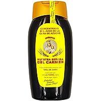 """Concentrado del jugo de la caña de azúcar tradicionalmente conocido por """"miel de caña"""" 490 gramos"""
