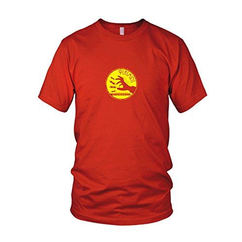 Big Bioshock Daddy Kostüm (Plasmids - Herren T-Shirt, Größe: L, Farbe:)