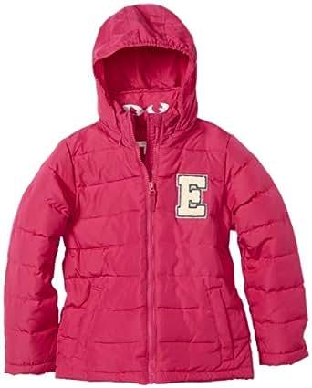 ESPRIT 083EE7G007 Girl's Coat Bright Raspberry 6-7 Years