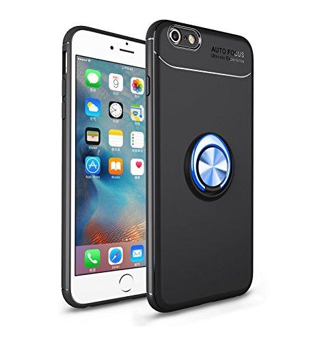 coque pour iphone xr avec anneau kickstand