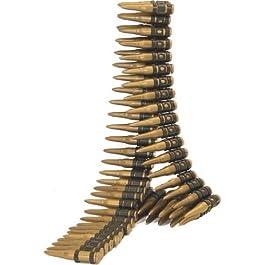 SMIFFYS Smiffy's Cintura di Proiettili (Adulti, Taglia unica)