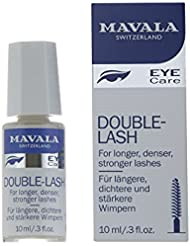 Mavala Double Lash - Strengthens Lashes Eyebrows For A Longer, Denser Stronger Effect 10ml