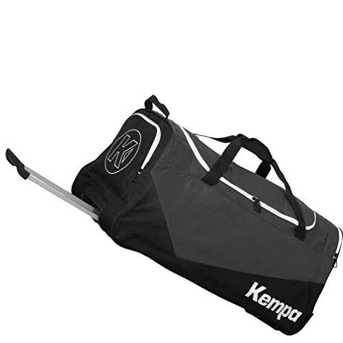 Kempa Sporttasche Trolley Teamline L 90 L Größe 74 x 36 x 36 cm + Waschtasche