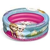 small Inflatable pool / inflatable pool / Babypool / Paddling pool Disneys Frozen ice Queen with Anna and Elsa