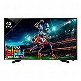 Vu 109.3 cm (43 inches) 43D6575 Full HD LED TV